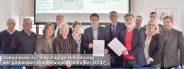 B247 Stellungnahme zum Bundesverkehrswegeplan
