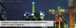 Eichsfeld mit bester Entwicklung im Industriebereich – mehr ins Land investieren! - Foto: Carola Langer  / pixelio.de