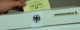 Thüringer Schulen jetzt für die Teilnahme an der Juniorwahl 2017 anmelden