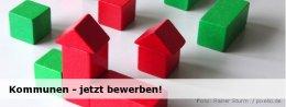 Kommunen - jetzt bewerben!  - Foto: Rainer Sturm  / pixelio.de