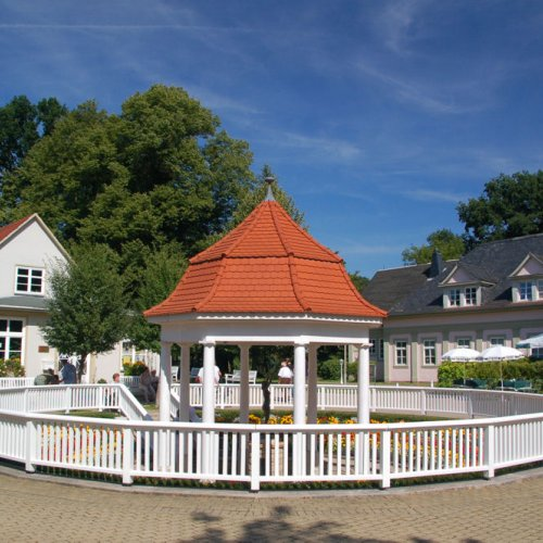 Goethebrunnen Bad Berka - Foto by Fred Ruppe
