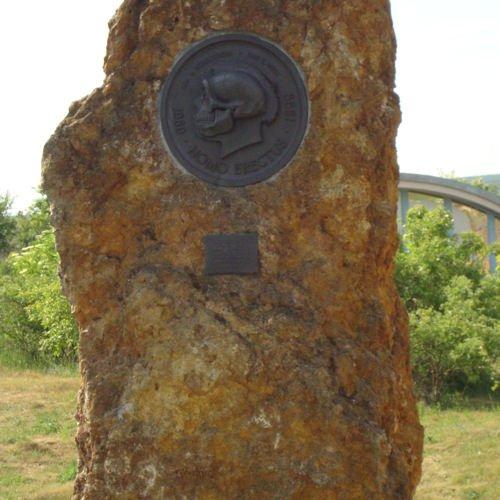Steinrinne Britzleben - nördlich von Sömmerda bei Britzleben